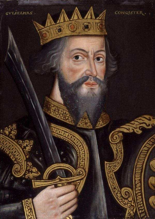 William the Conqueror is among the richest people in history
