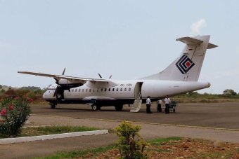 Indonesian Aircraft With 54 People On Board Missing