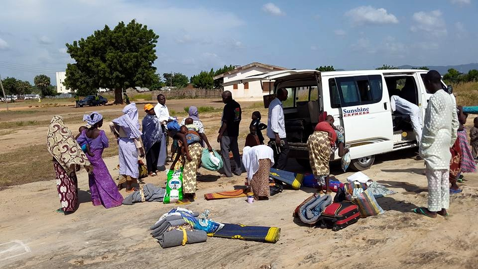 Nigeria: IDPs From Cameroon Gets Succor From Refugees' Commission