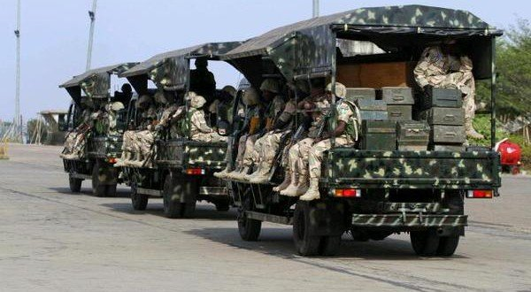Nigeria Raises Troops For Gambia, Ready To Remove Yahya Jammeh – Premium Times