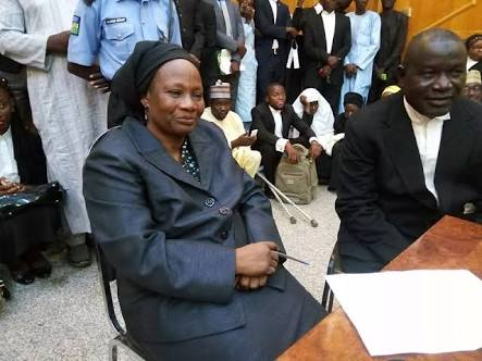 Female Acting Chief  Judge In Northern  Nigeria Petitions NJC  Over Gov's Refusal  To Confirm Her
