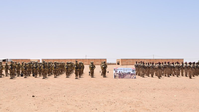 Egyptian, Sudanese Militaries Conduct Joint Exercise Named 'Nile Guardians'