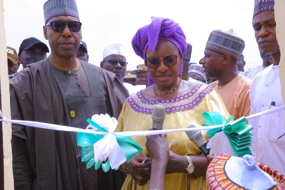 Nigeria: On Zulum's Invitation, Women Affairs Minister Commissions Remodeled Chibok School where Girls were Kidnapped in 2014