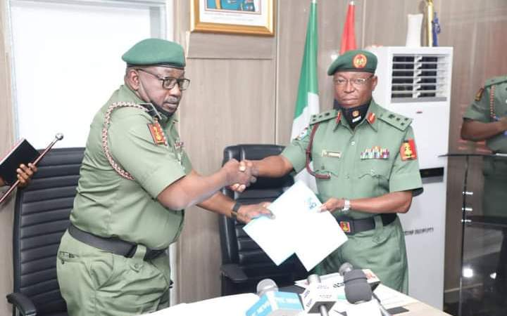 Niigeria; New Army Spokesman Assumes Duty …promises Mutual Respect and Cordiality