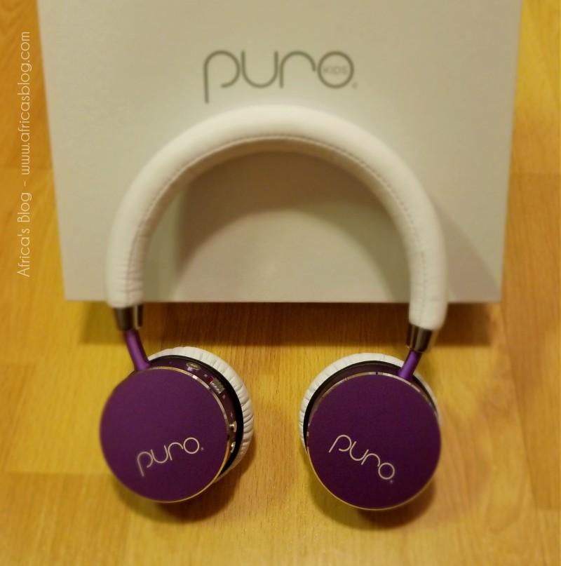 Puro Sound Labs Children's Bluetooth Headphones Giveaway! #2017Spring @PuroSoundLabs