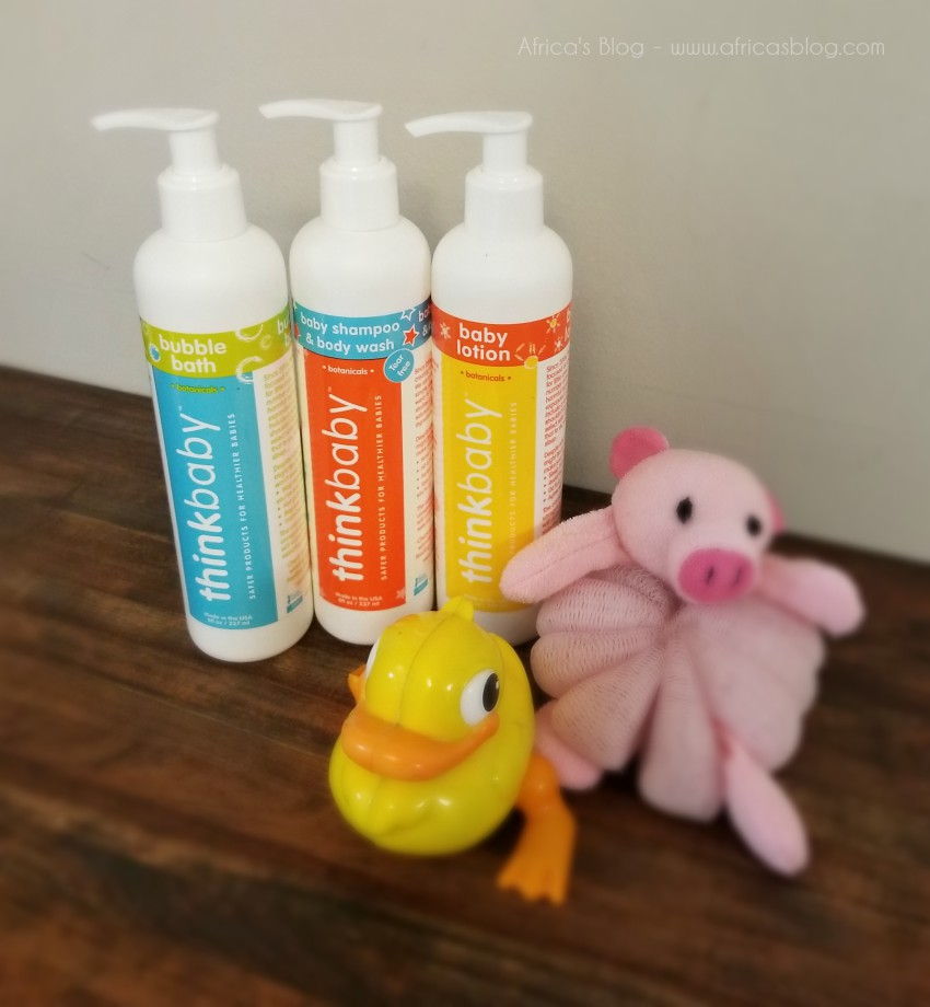 thinkbaby Baby Care Essentials Kit - all your kids need!! #SummerGuide