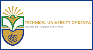Technical University of Kenya (TUKENYA) admission letter