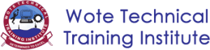Wote Technical Training Institute admission requirement