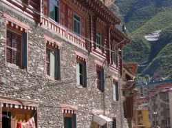 tibetan home