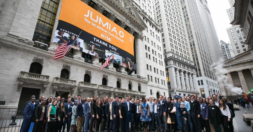 What makes us African is our exclusive focus on African consumers, says Jumia's co-founder