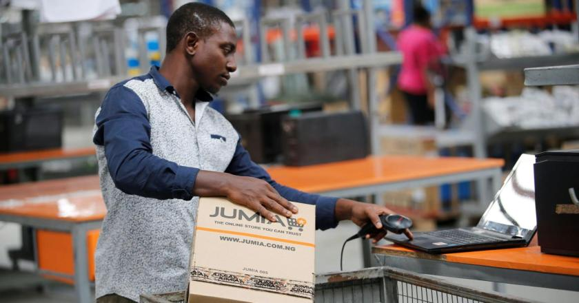 What makes Africa's largest e-commerce platform African?