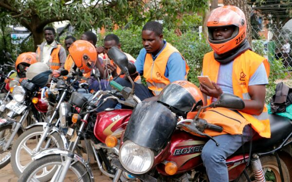 Motorcycles Enter Ride-Hailing App Industry in Nigeria