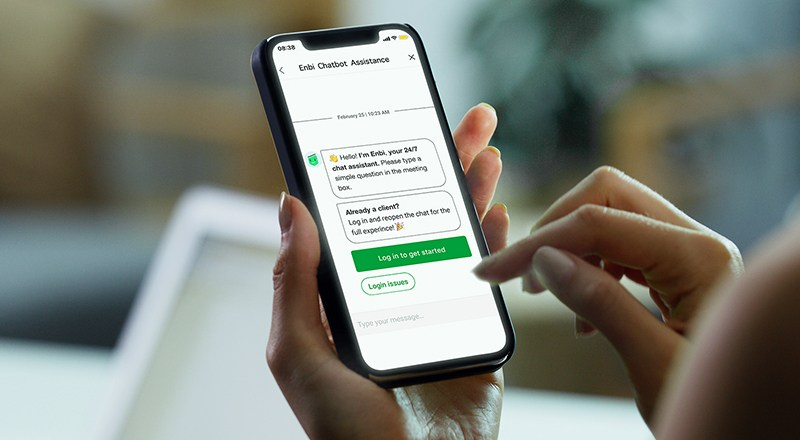 """Nedbank Launches """"Enbi"""" – A New Intelligent Chatbot Assistant"""