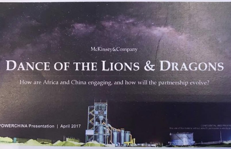 Image result for dance of the lions and dragons mckinsey