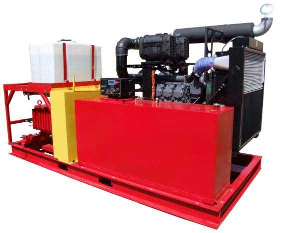 KP 500T J5 Diesel Pumping System