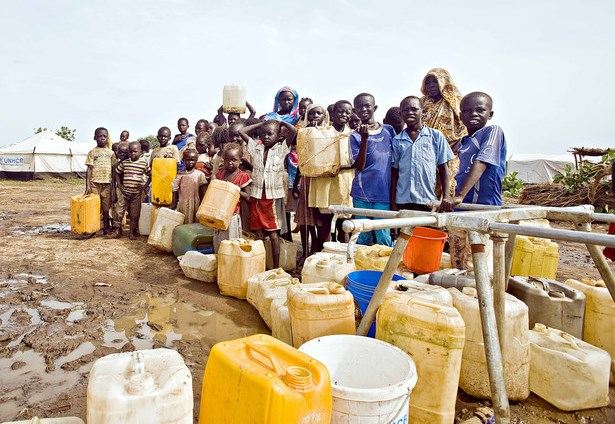 Image result for water shortage in africa