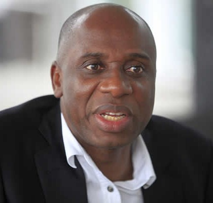 Amaechi Discloses how he rejected N1b when he was Governor