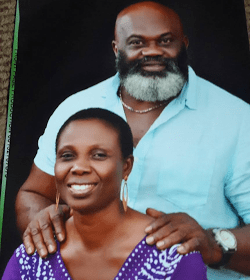 Actor Harry Anyanwu Vows To Love His Wife Till He Dies