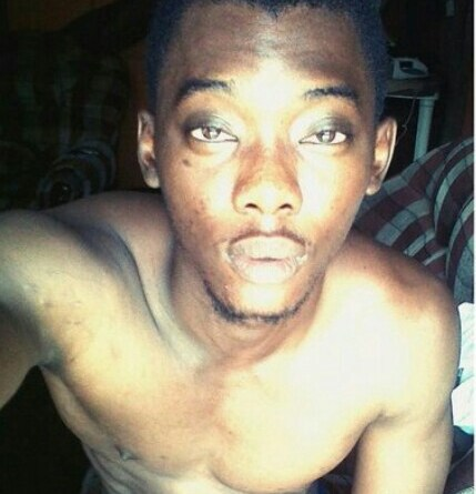 man who committed suicide in festac