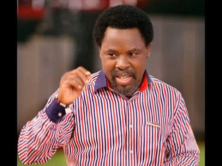 """Pastor Okotie says Prophet Joshua is """"controlled by a malevolent misanthropic spirit"""""""