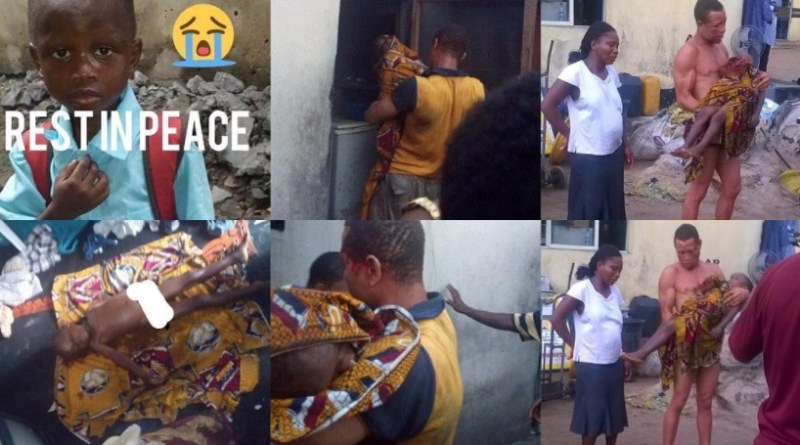 UPDATED: Father beats 6 year old son to death in Port Harcourt