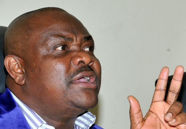 Wike reveals truth about Amaechi award