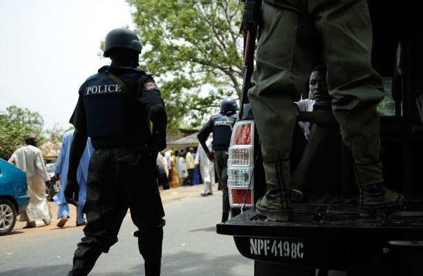 Police rescue 15 kidnap victims at Emuoha