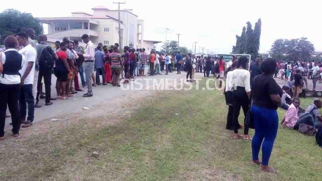 Rivers State University elects SUG President