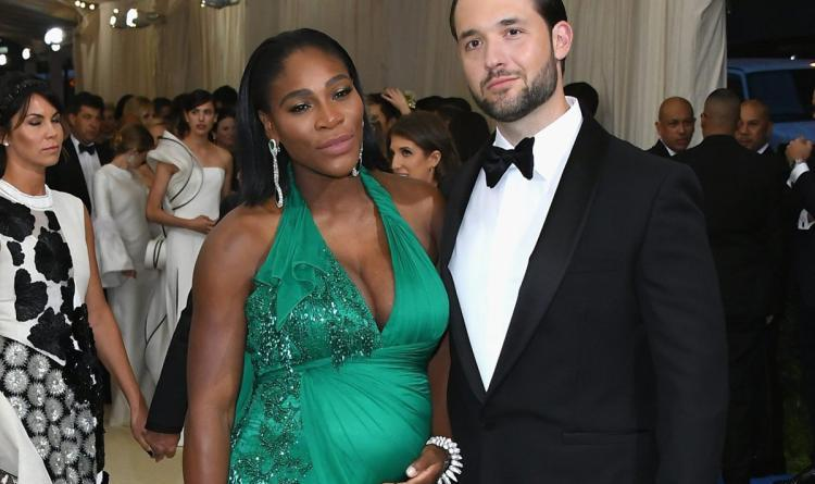 Breaking: Serena Williams gives birth