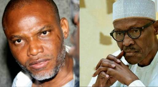 Nnamdi Kanu warns that Nigeria will burn if he is re-arrested