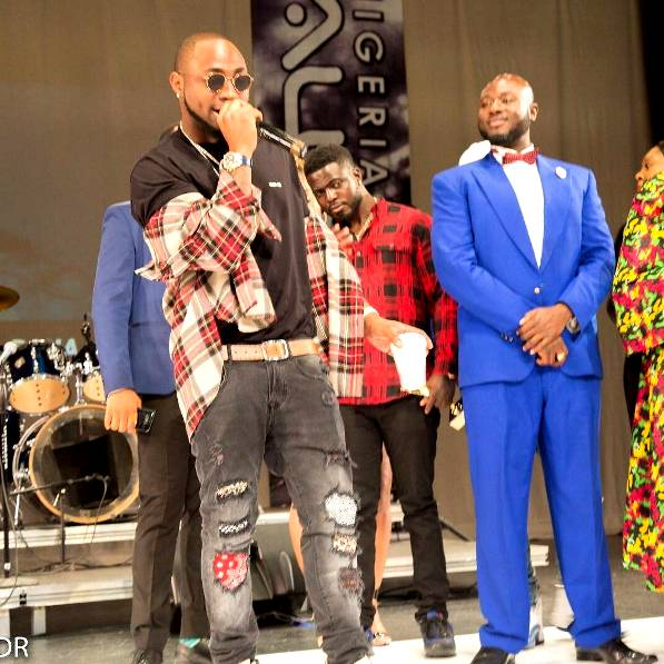 Olamide, Davido steal the show at Nigerian Entertainment Awards in New York (See List)
