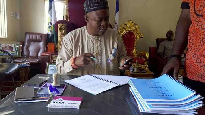 Eze Woji Signs Woji Customs And Tradition Into Law