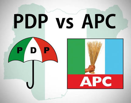 "PDP devastated as the ""I SEE YOU"" group joins APC in Etche"