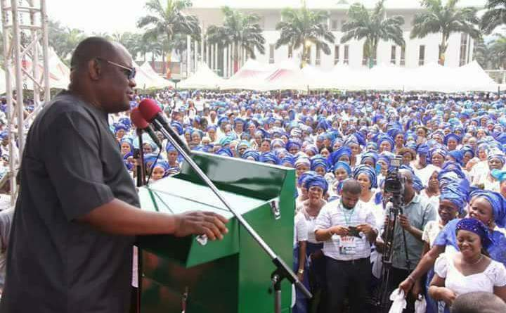 Wike declares N500 million Business development scheme for Rivers Women