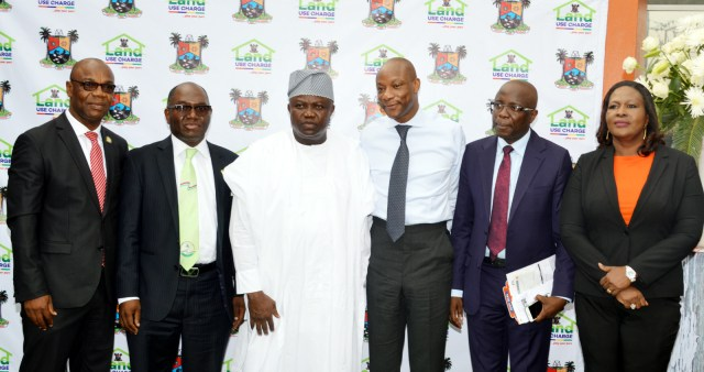 Governor Ambode flags off E-Tax payment campaign