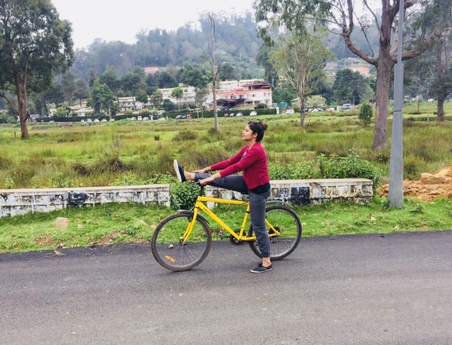 Yoga for cyclist by Jungu Agarwal