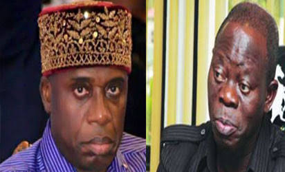 Re: Stop fighting Oshiomhole, youths tell Amaechi – Rivers APC Reacts