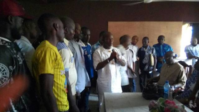 Degema: Scores defect from PDP to APC during sensitization tour by Ibim Duke (photos)