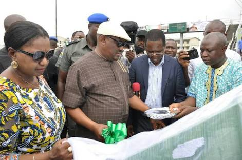 """Wike commissioned projects that I completed"" – Amaechi"