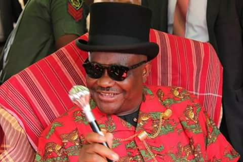 Eze hints of Gov Nyesom Wike's resignation?
