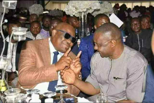 Eze says Supreme Court Injunction Has Exposed Wike, Abe's Evil Plots Against Buhari