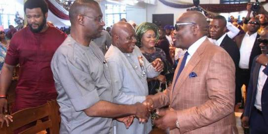 "Rivers Governorship: Wike, Abe enter into ""an unholy agreement?'"