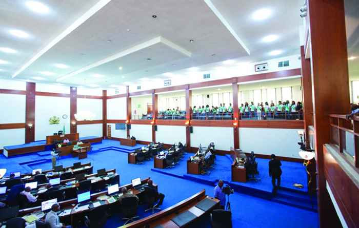 Rivers House of Assembly Commits 2019 Budget Rivers State: Speaker, Five others adjourn State Assembly indefinitely