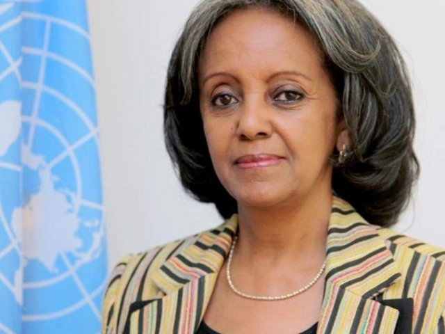 Ethiopia Appoints Sahle – Work Zewde as First Female President