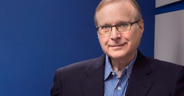 Microsoft co-founder Paul Allen dies