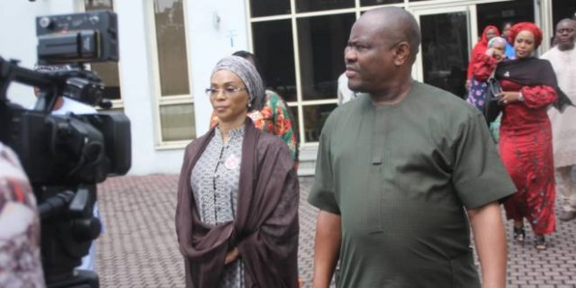 7 Storey Building Collapse: Atiku commiserates with Rivers State Government