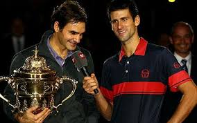 Djokovic, Federer Throw Weight Behind New ATP Cup