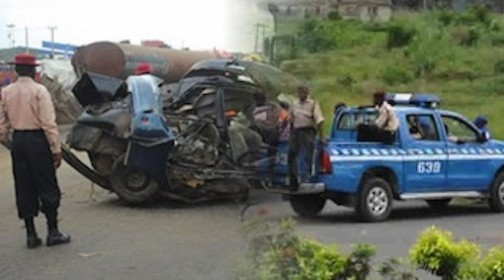 Two Die, Others Injured in Car Accident in Ogun