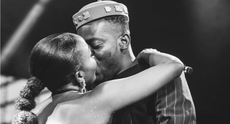Falz, others react as Adekunle Gold and Simi wed