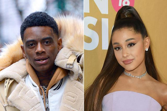 Stop stealing my swag- Souja Boy calls out Ariana Grande